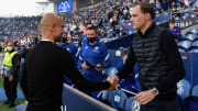 Guardiola and Tuchel have faced off in Germany and England