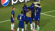 Mason Mount, N'Golo Kante e Thomas Tuchel apareceram entre os maiores destaques do Chelsea na grande final.
