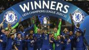 Chelsea won last season's Champions League