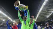 Edouard Mendy soulève la Ligue des Champions