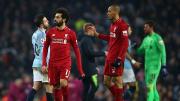 Fabinho, Bernardo Silva, Mohamed Salah