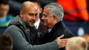 José Mourinho et Pep Guardiola s'affrontent ce weekend.