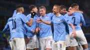 Am Dienstagabend sicherte sich Manchester den Finaleinzug