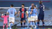 Paris Saint-Germain e Manchester City se encontraram na semifinal da última Champions League
