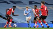 City vem de goleada na Champions League