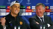Cristiano Ronaldo, Sir Alex Ferguson