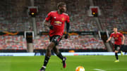 Pogba gave his choices for Man Utd players who are best at finishing