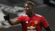 Pogba appears to be content at Manchester United