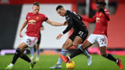 Manchester United look to cement second place at Villa Park
