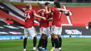 Manchester United a continué sa belle série face à Burnley.