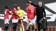 Manchester United v Burnley - Premier League