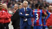 Alan Pardew stole our hearts in 2016
