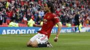 Cavani a encore frappé fort avec Manchester United