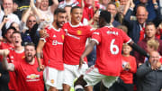Pogba and Fernandes were exceptional against Leeds