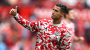 Ronaldo is starting at Old Trafford