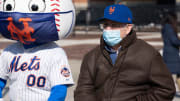 Mass Vaccination Site Opens At Citi Field In New York City