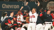 The Atlanta Braves last won the World Series in 1995.