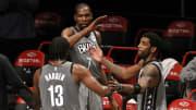Los Nets son uno de los equipos con más carga salarial en la NBA