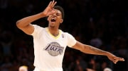 Some surprise names, like Nick Young, once led the Lakers in scoring.