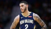 Lonzo Ball and the New Orleans Pelicans take on the Miami Heat