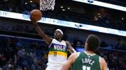 Jrue Holiday jugará con los Bucks en la campaña 2020-21 de la NBA