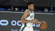 Giannis Antetokounmpo, Milwaukee Bucks v Orlando Magic - Game Four