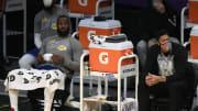 LeBron se perderá los próximos partidos de Lakers por su lesión en el tobillo