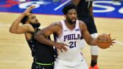 Joel Embiid y Karl-Anthony Towns protagonizan una fuerte rivalidad en la NBA