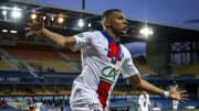 Kylian Mbappé a inscrit un doublé contre Montpellier en demi-finale de la Coupe de France