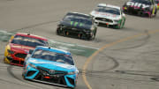 NASCAR Quaker State 400 qualifying, odds, pole winner & starting lineup.