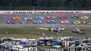 NASCAR Cup Series at Talladega for the GEICO 500.