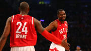 Kevin Durant es la gran estrella de los Brooklyn Nets