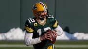 Aaron Rodgers está en el mercado de la NFL