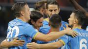 Napoli é líder na Itália