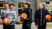 Netherlands' Elementary Schools Reopen As Lockdown Slowly Eased