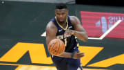 NBA FanDuel fantasy basketball picks and lineup tonight for 4/26/21, including Zion Williamson.
