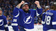 The Tampa Bay Lightning are being favored by FanDuel Sportsbook to defeat the Montreal Canadiens in the Stanley Cup Finals.
