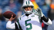 Former New York Jets quarterback Christian Hackenberg wants to make it as a baseball player