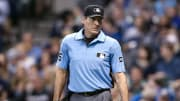 Angel Hernandez, New York Mets v Milwaukee Brewers