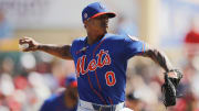 Marcus Stroman on the New York Mets