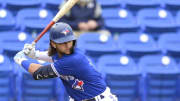 Bo Bichette es una de las estrellas jóvenes de la MLB
