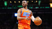Oklahoma City Thunder point guard Chris Paul will be among numerous players taking part in the NBA's HORSE competition.