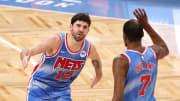 Kevin Durant está disputando su primera campaña con Brooklyn Nets