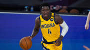 Victor Oladipo, Orlando Magic v Indiana Pacers
