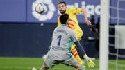 Osasuna v FC Barcelona - La Liga Santander