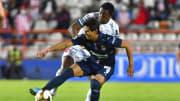 José Juan Macías no pasa por su mejor momento futbolístico