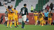 Palmeiras, afuera ante Tigres