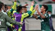 Palmeiras assegurou sua classificação às quartas com nova vitória