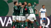 Palmeiras eliminou a Católica com 2 a 0 no agregado