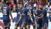 PSG have made a perfect start to the season
